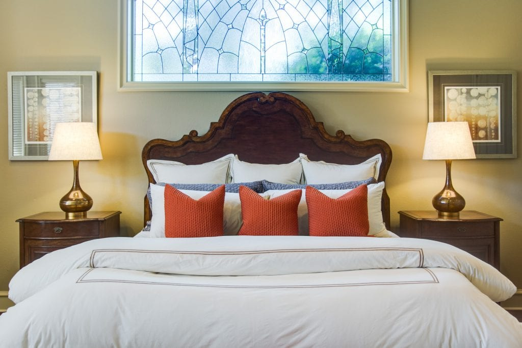 Luxury Bedroom Redesign Dallas