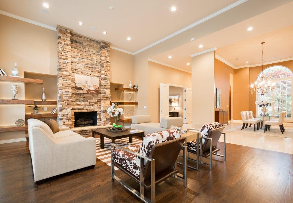 Prestonwood Luxury Home Staging