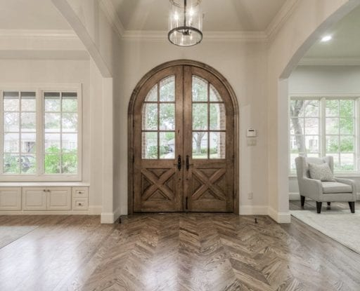 real estate design soft color palette on trend classic keti dallas