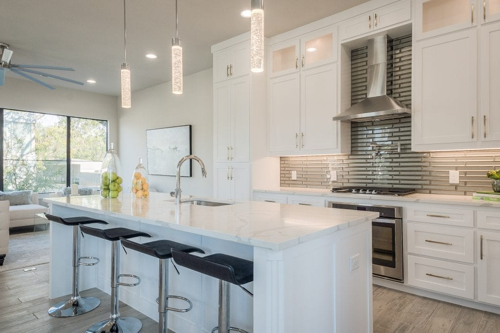 classic modern kitchen renovation design by keti dallas investor flip smart