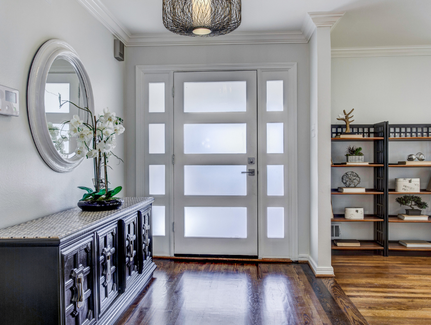 design by keti dallas home staging roi case study warm welcoming front entry