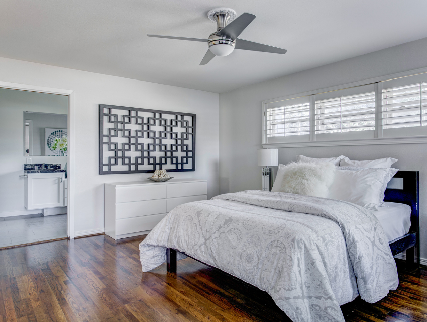 design by keti dallas home staging roi case study bright and sophisticated master bedroom
