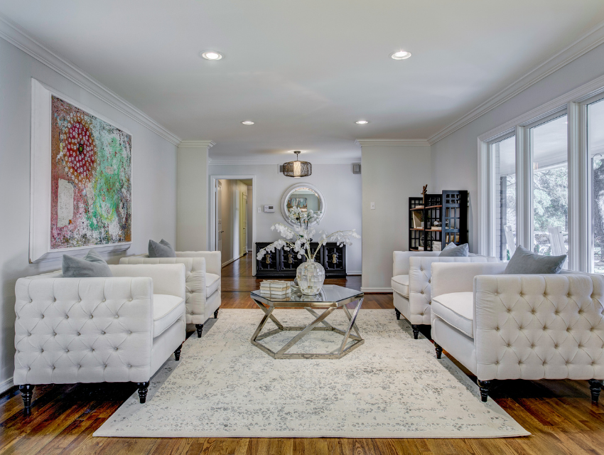 design by keti dallas home staging roi case study fresh and bright living room