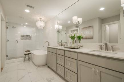 Dallas Master Bathroom Remodel