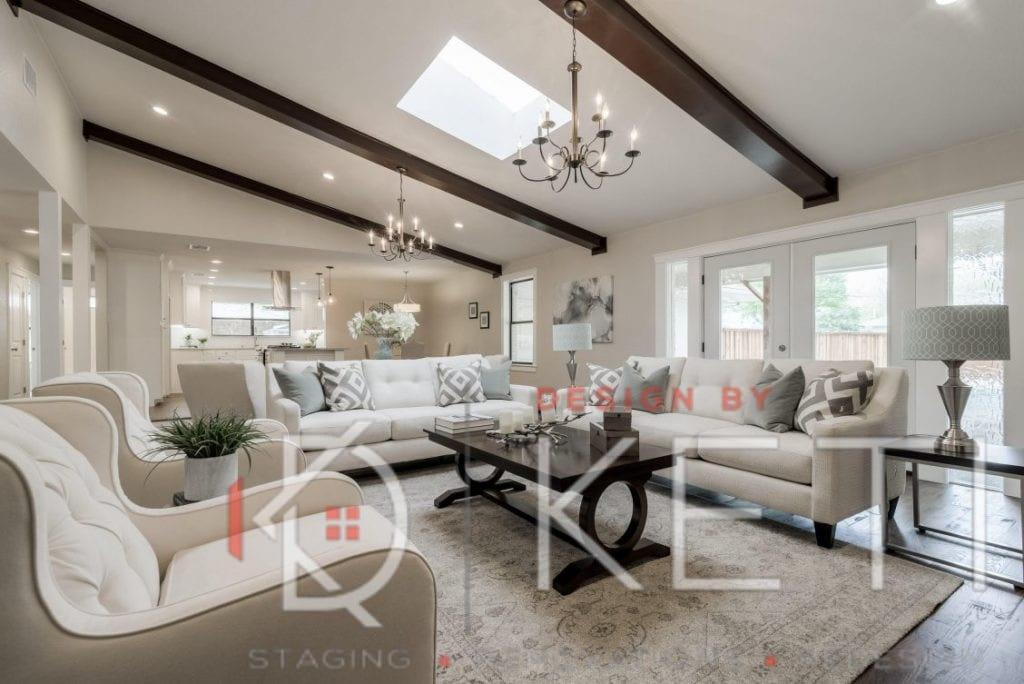 Best interior designers dallas tx - Contemporary Staging